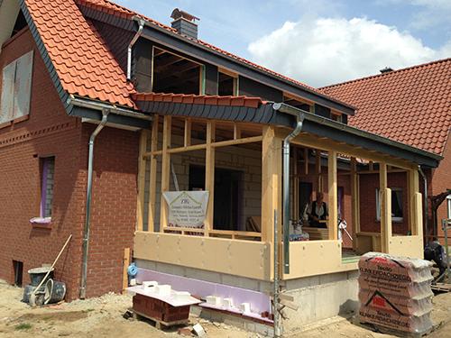 ZHG Holz & Dach Anbau Holz