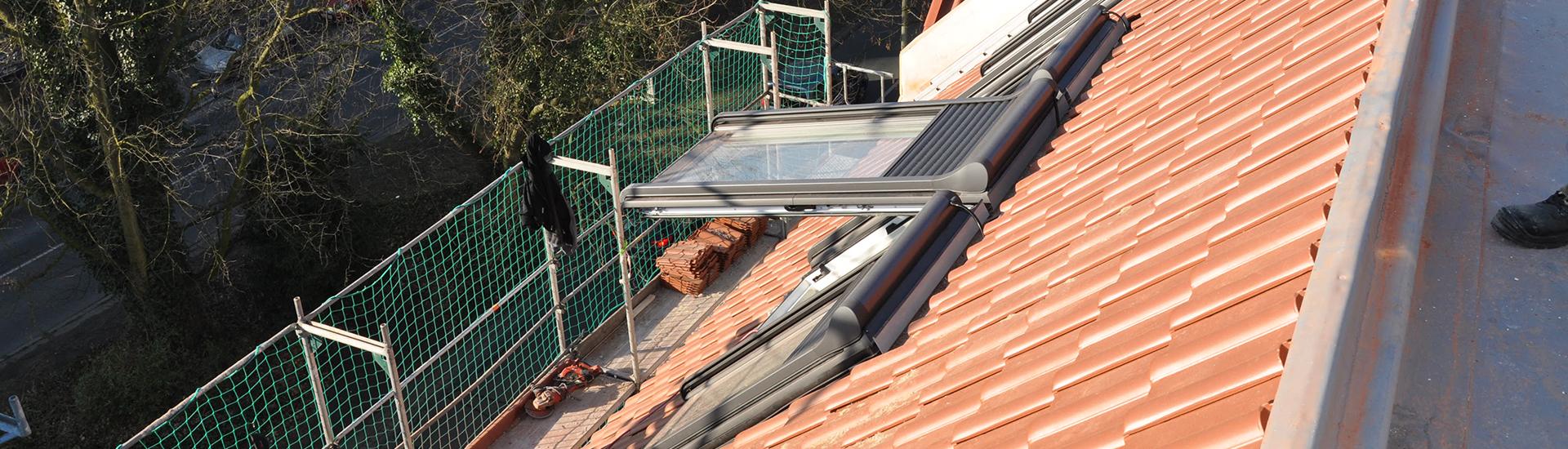 Heger Tor Wall Dachsanierung