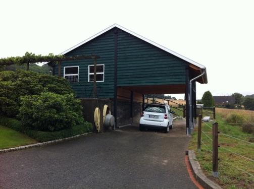 Carport Holzbau ZHG