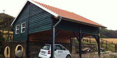 ZHG Holz & Dach Carport