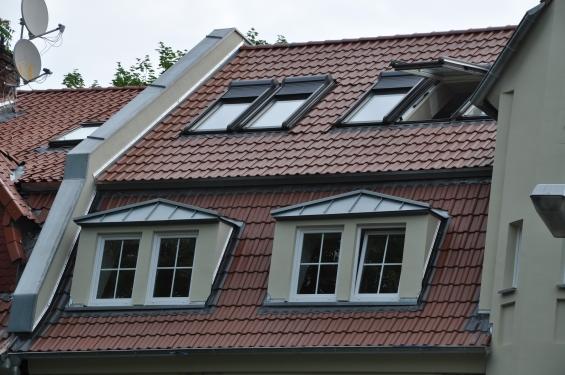 Referenz Dachsanierung im Bestand