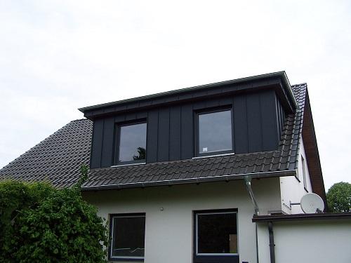 Ausbau Fassade Referenz