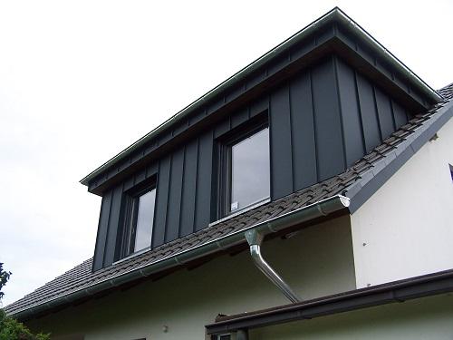 Referenz Ausbau Fassade