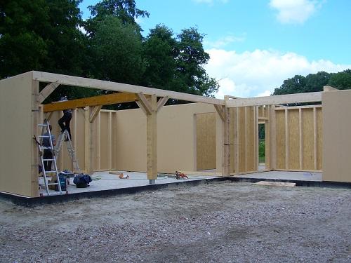 Holzrahmenbau - hervorragendes Raumklima