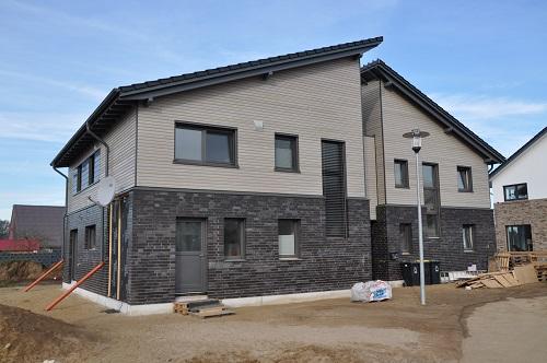 Brettsperrholz Wohnhaus Bissendorf