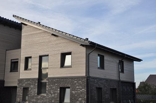 Brettsperrholz Wohnhaus