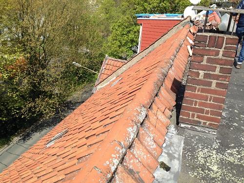 Sanierung eines Steildaches