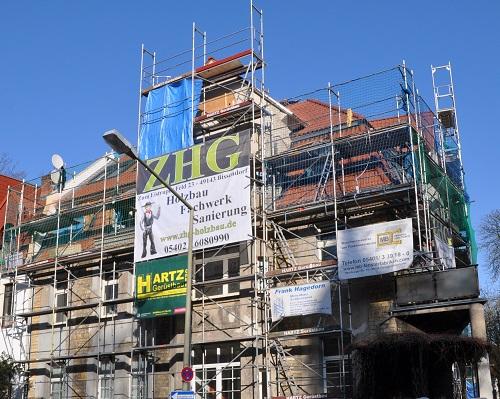 ZHG Holz & Dach Steildach Sanierung in Osnabrück