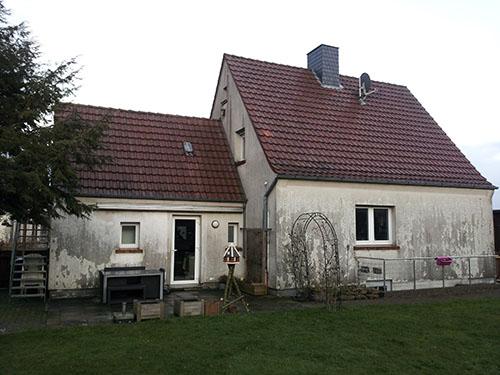 ZHG Holz & Dach Referenz Haus vorher