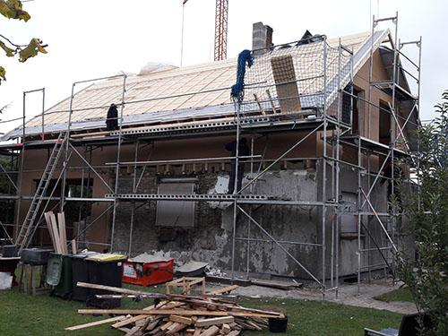 ZHG Holz & Dach Dachsanierung