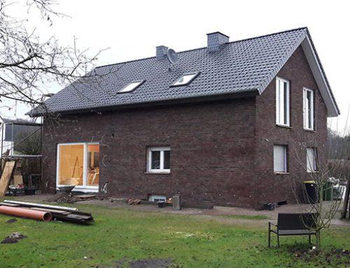 Umbau Wohnhaus Hilter