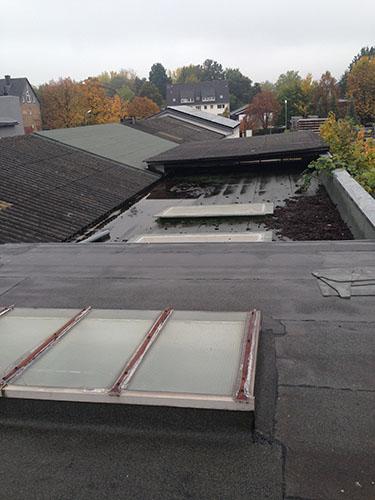 ZHG Holz & Dach Referenz Flachdach